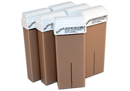 Lot de 6 roll-on au chocolat