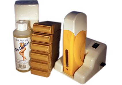 Kit modulaire complet au miel