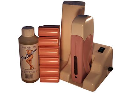 Kit modulaire d'épilation rose